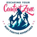 Escaping your comfort zone logo